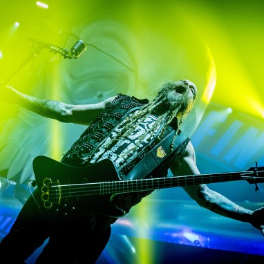 review: Five Finger Death Punch / In Flames - 14/12 - AFAS Live Five Finger Death Punch
