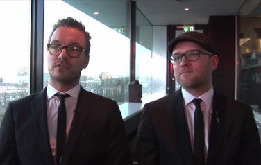 Video: 'Superjazzband' BRUUT! heeft schijt aan de regeltjes