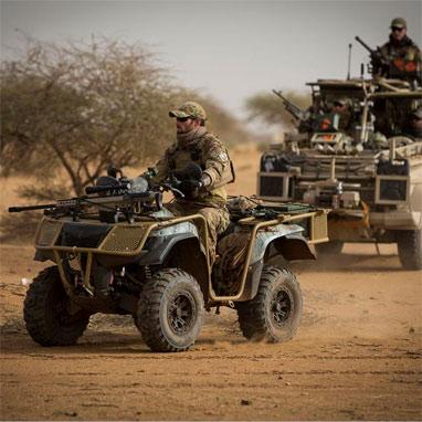 Korps Commando Troepen: Rambo voorbij