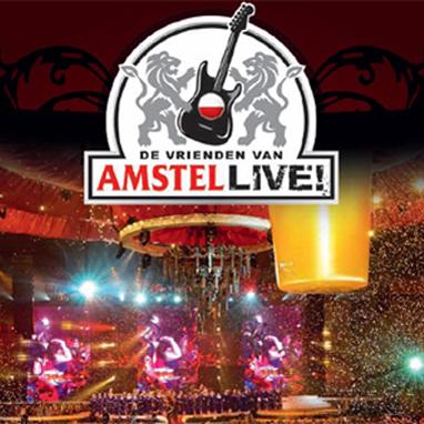 Vrienden van Amstel Live 2016 uitverkocht