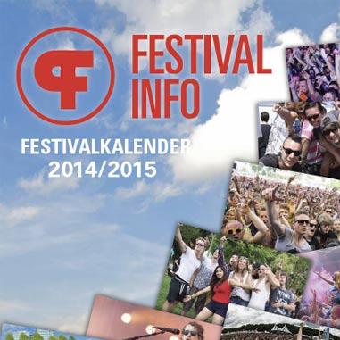 Festivalinfo Kalender