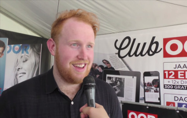 Video: Oog in oog met Gavin James: hij is heel schattig!