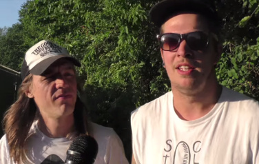 Video: John Coffey op Pinkpop: Het was overweldigend!