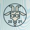 Mad Goat International Comedy Festival 2021 logo