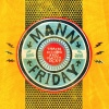 Mann Friday Trainrides And Radio Play cover