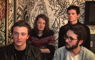 Video: Amerikaans geluid op debuutalbum Palio SuperSpeed Donkey