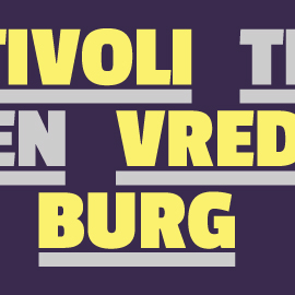 Logo TivoliVredenburg in