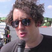 Video: Wombats nerveus om dag 2 Pinkpop te openen