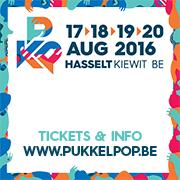 Festivaltip: Pukkelpop 2016