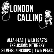 Festivaltip: London Calling #3 2016