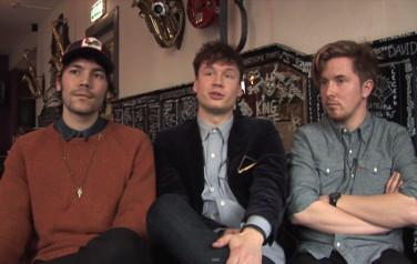 Video: Handsome Poets hoeft geen hits meer te maken