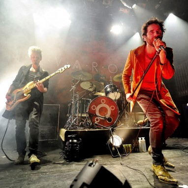 review: Navarone - 10/03 - Patronaat
