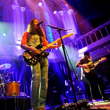 review: The Temper Trap - 14/12 - Paradiso The Temper Trap