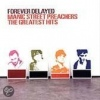 Cover Manic Street Preachers - Forever Delayed: The Greatest Hits