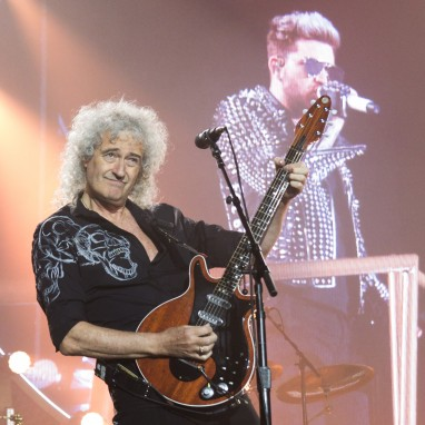 review: Queen + Adam Lambert - 15/06 - Palais 12 Queen