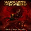 Massacre Back From Beyond cover