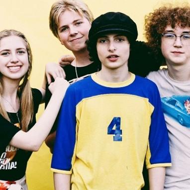 Calpurnia (band van Stranger Things-acteur Finn Wolfhard) naar Paradiso Noord