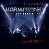 Cover Karmakanic - Live In The US