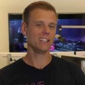 Radioshow inspireert eigen muziek Armin van Buuren video