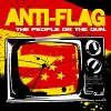 Anti-Flag The People or the Gun cover
