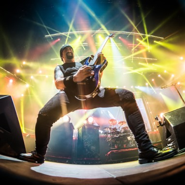 review: Volbeat - 15/11 - Ziggo Dome