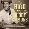 Cover Various - The Big E. A Salute To (Steel Guitarist) Buddy Emmons