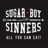 Sugar Boy and the Sinners All You Can Eat cover