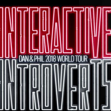 Dan and Phil met wereldtour naar RAI Theater in Amsterdam
