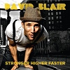 Podiuminfo recensie: David Blair Stronger, Higher, Faster