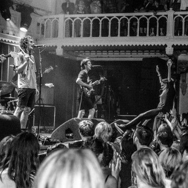 review: King Gizzard & The Lizard Wizard - 01/09 - Paradiso King Gizzard & The Lizard Wizard