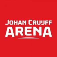 logo Johan Cruijff ArenA Amsterdam-Zuidoost