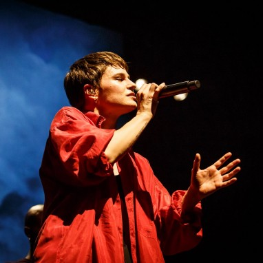 review: Christine and the Queens - 13/10 - AFAS Live Christine And The Queens