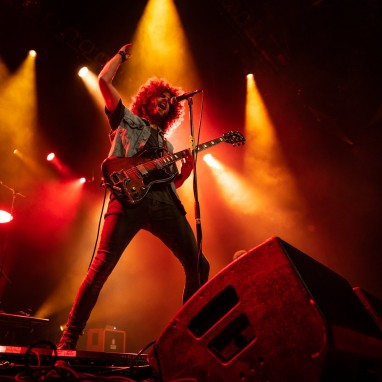 review: Wolfmother - 25/06 - TivoliVredenburg Wolfmother
