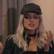 Bebe Rexha is dol op Martin Garrix video