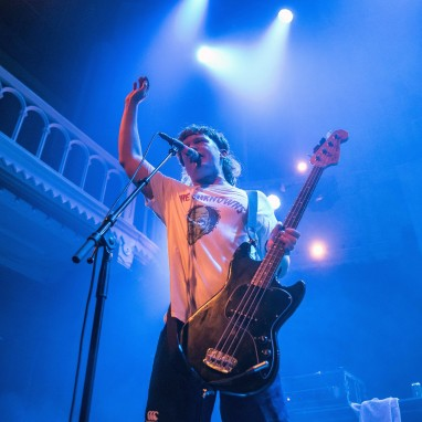 review: The Chats - 15/08 - Paradiso The Chats