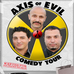 Various The Axis of Evil Comedy Tour cover