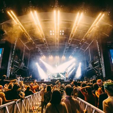 review: Dour Festival 2015 - Vrijdag