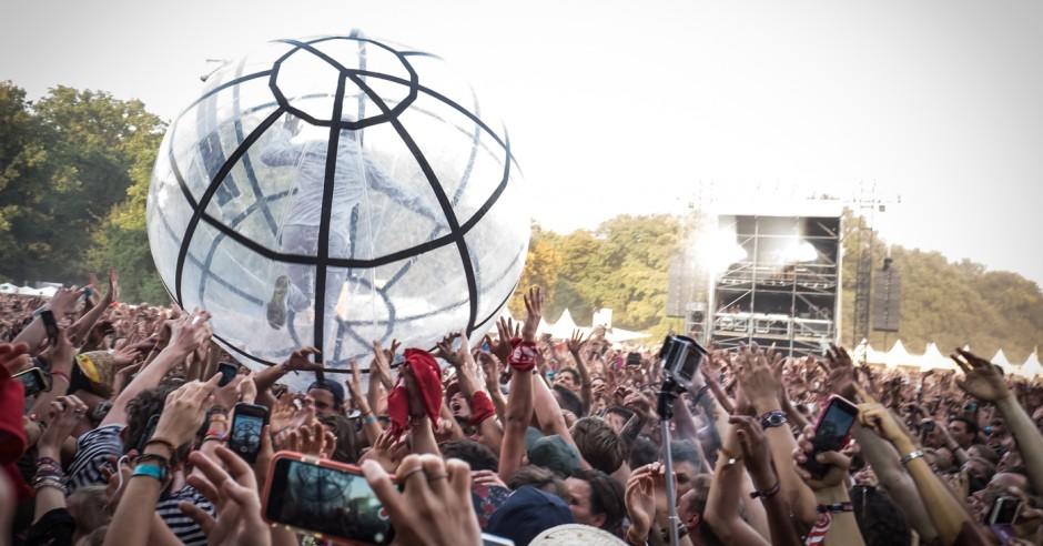 Bekijk de Lollapalooza Berlijn 2016 - Zondag foto's