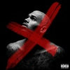 Chris Brown 'X' cover
