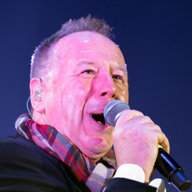 review: Simple Minds - 23/11 - Heineken Music Hall Simple Minds