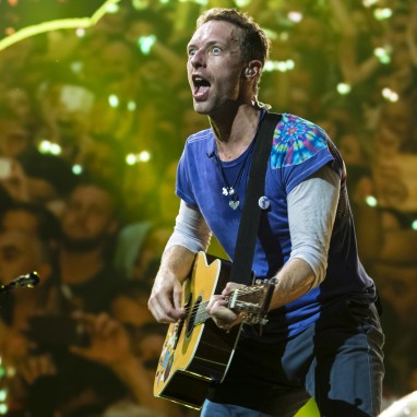 review: Coldplay - 23/06 - A,sterdam Arena Coldplay