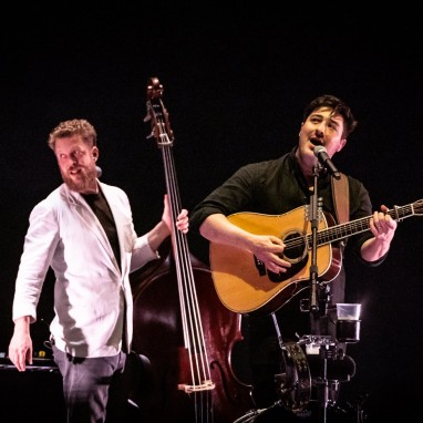 review: Mumford and Sons - 09/05 - Ziggo Dome Mumford and Sons