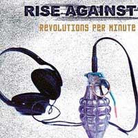 Rise Against Revolutions Per Minute cover