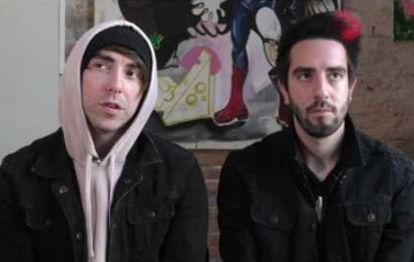 Video: Geen limiet aan success voor rockband All Time Low