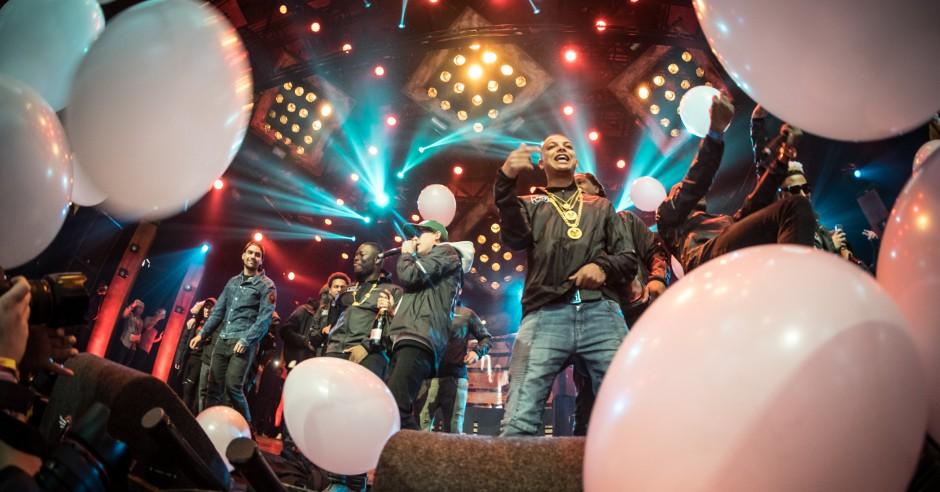 Bekijk de Eurosonic Noorderslag 2016 - Zaterdag foto's