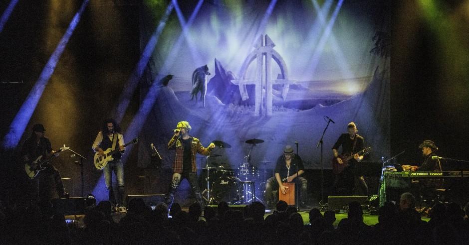 Bekijk de Sonata Arctica / Witherfall  - 20/03 - Patronaat foto's