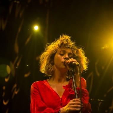 review: Jacqueline Govaert - 16/02 - TivoliVredenburg Jacqueline Govaert