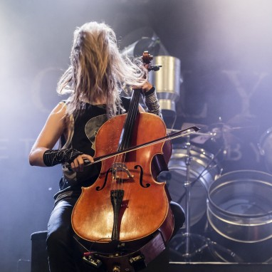 review: Werfpop 2017 Apocalyptica