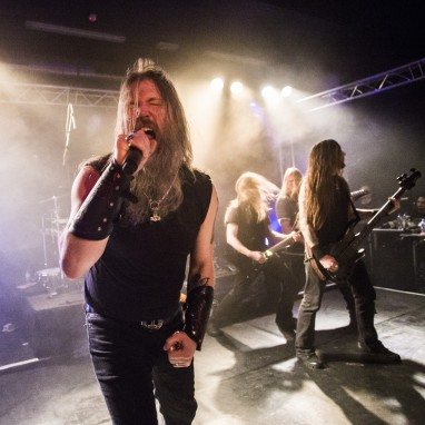 review: Amon Amarth - 24/03 - Hall Of Fame Amon Amarth