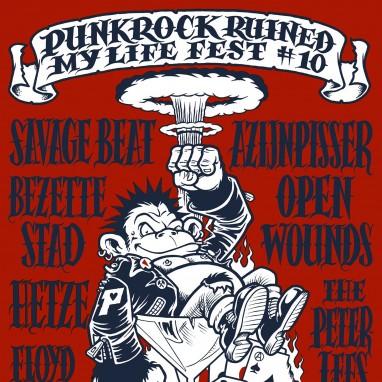 Punkrock ruined my life fest 10